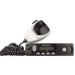 Motorola PM400 VHF Mobile Two Way Radio