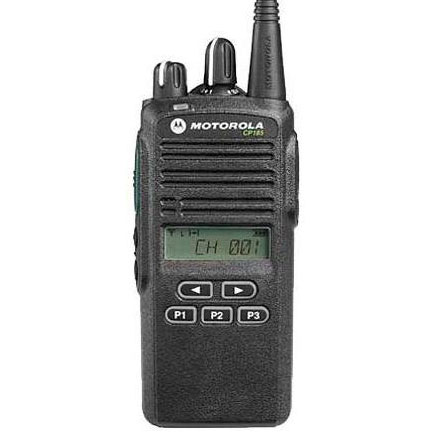 Motorola CP185 UHF Two Way Radio