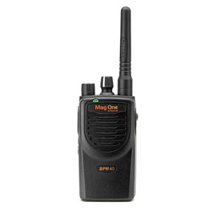 BPR40 VHF 8 Channel Portable Radio