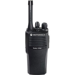 CP200 UHF 16 Channel Portable Radio