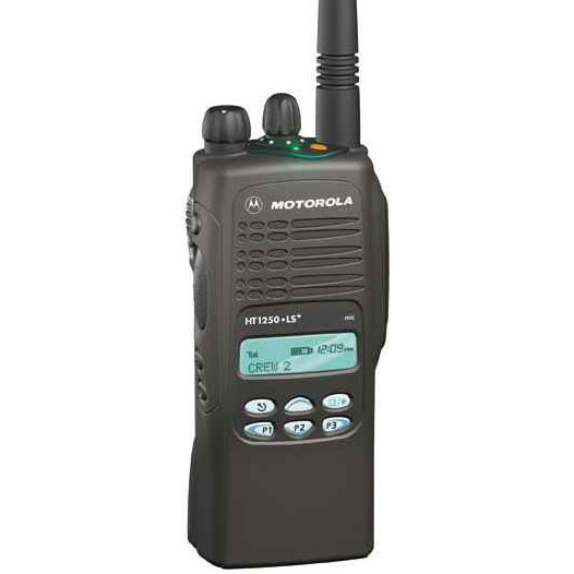 HT1250 VHF 128 Channel Motorola Portable