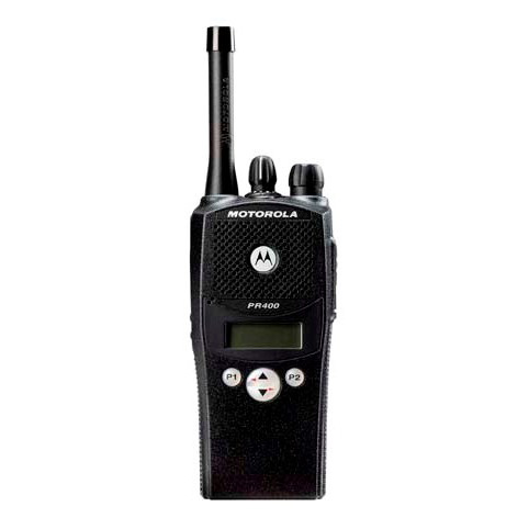 PR400 VHF 32 Channel Limited Keypad Portable Radio