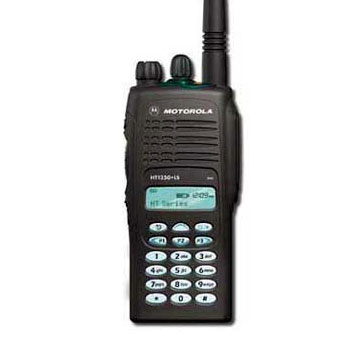 HT1250 VHF 128 Channel Full Keypad Motorola Portable