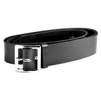 """4200865599 - Belt (1.75"""" wide black leather belt)"""