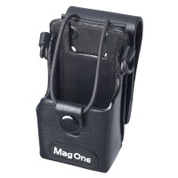 PMLN4742 - Motorola Leather Carry Case for BPR Series Radios.
