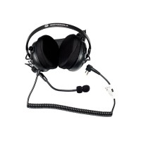 PMLN6540 - Heavy-Duty Noise Cancelling Boom Microphone Headset