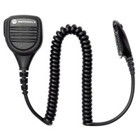 PMMN4024 - Remote Speaker Microphone with 3.5mm audio jack _ Intrinsically Safe (FM)