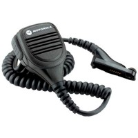 PMMN4025 - IMPRES Remote Speaker Microphone with 3.5mm audio jack _ Intrinsically Safe (FM)