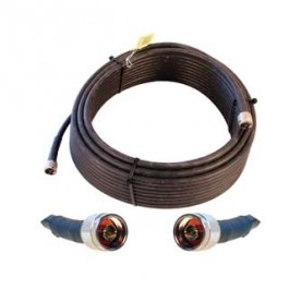 Cable 75' LMR400 eqiv. ultra low loss cable (N male - N male ends)