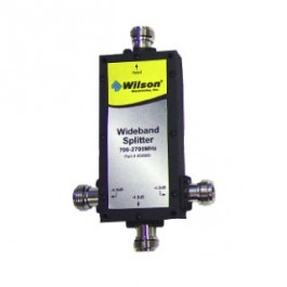 Wilson 3 way splitter