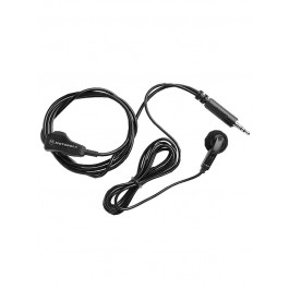 BDN6780 - Earbud with Clip Microphone and PTT Combined, Transmit & Receive (2_wire)