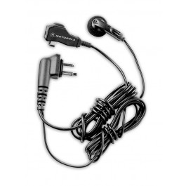 HMN8435 - Earbud with Clip Microphone and PTT