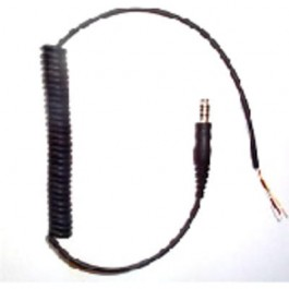 ML1A - Replacement downlead cable for MT7H79 Heasdsets