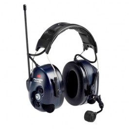 MT7H7A4610-NA - Peltor Lite-Com Plus Two Way Radio Headset -Folding Headband Model
