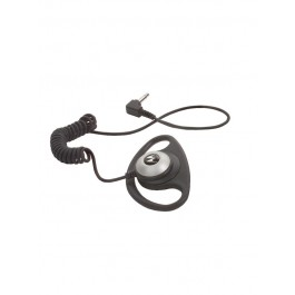 PMLN4620 - Receive Only D- Shell Earpiece for Remote Speaker Microphone Only 3.5mm Adaptor
