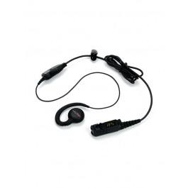 PMLN5727 - Earpiece Inline Microphone/PTT, Swivel, MagOne