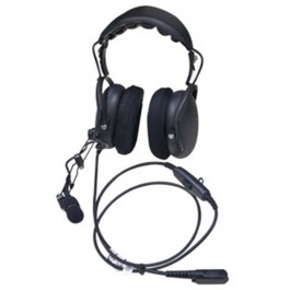 PMLN5731 - Heavy Duty Headset, Noise Canceling, Inline PTT