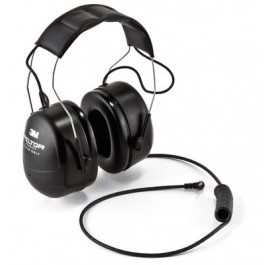 RMN4055 - Receive Only Dual Muff Headband Headset with 3.5MM
