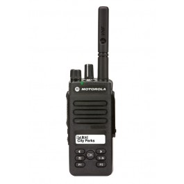 Motorola XPR3500 MotoTRBO Digital Portable Radio