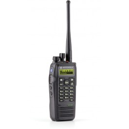 Motorola XPR6550 MotoTRBO Digital Portable Radio