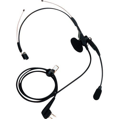 53865 - Headset with Swivel Boom Microphone for DTR Series Radios