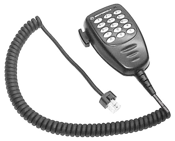 AARMN4026 - Enhanced Keypad Microphone