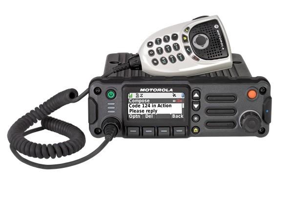 Motorola APX4500 P25 Mobile Radio