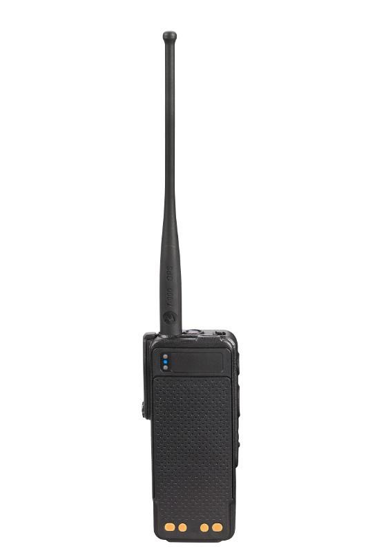 Motorola APX3000 Covert Surveillance P25 Portable Radio