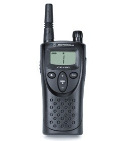 Motorola CP100 Portable Radio