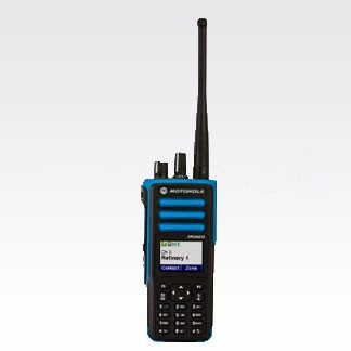 Motorola XPR7550 MotoTRBO CSA Intrinsically Safe Digital Portable Radio