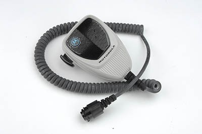 Motorola HMN1089B - APX / Astro Series Water Resistant Microphone