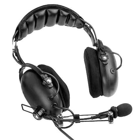 HMN9021 - Medium Weight Dual Muff Headset, over-the-head