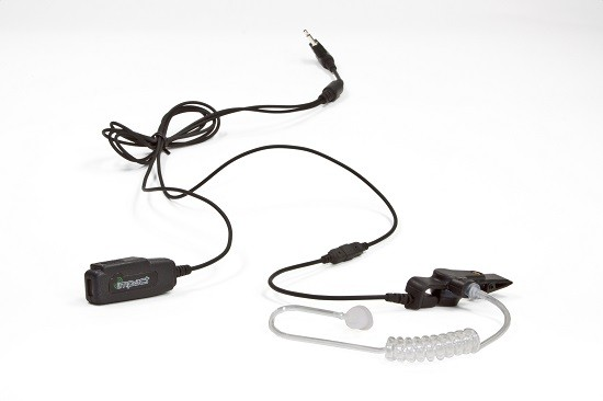 M1-G2W-AT2 - Impact 2 Wire Surveillance Earpieces for Motorola Radios