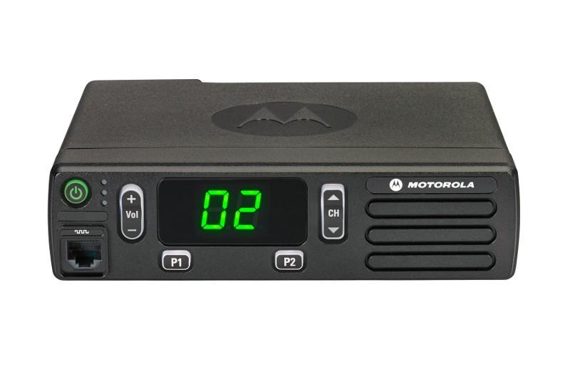 Motorola CM200d MotoTRBO Digital Capable Mobile Radio