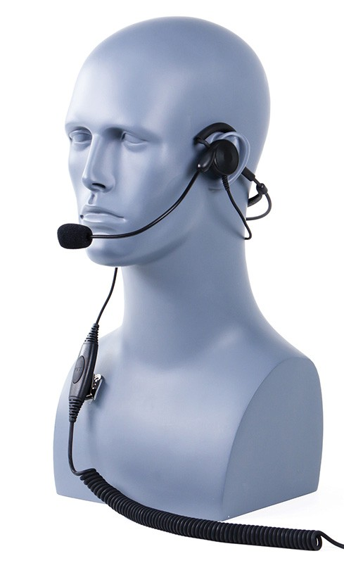 Impact Motorola PBH-1 - Behind-The-Head Lightweight Headset