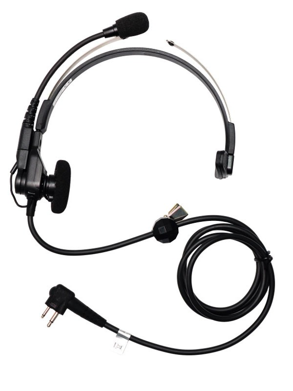 PMLN6538 - Lightweight Headset with Swivel Boom Microphone