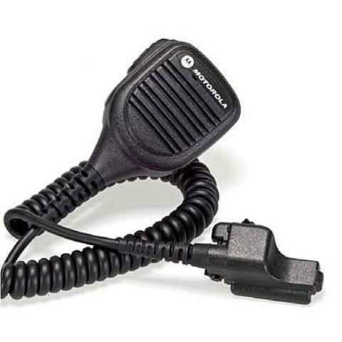 Motorola PMMN4045 - Noise Cancelling Remote Speaker Microphone w/ 3.5mm Ear Jack