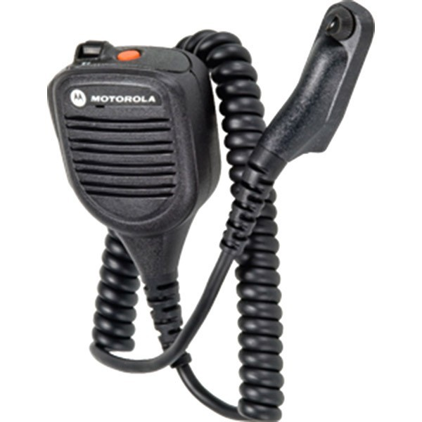 PMMN4046 - IMPRES Remote Speaker Microphone with Volume _ Submersible (IP57) _ Intrinsically Safe (FM)