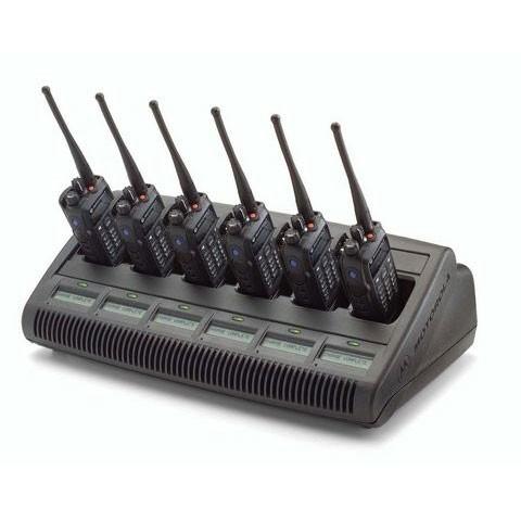WPLN4239 - Motorola 6 unit Gang Charger