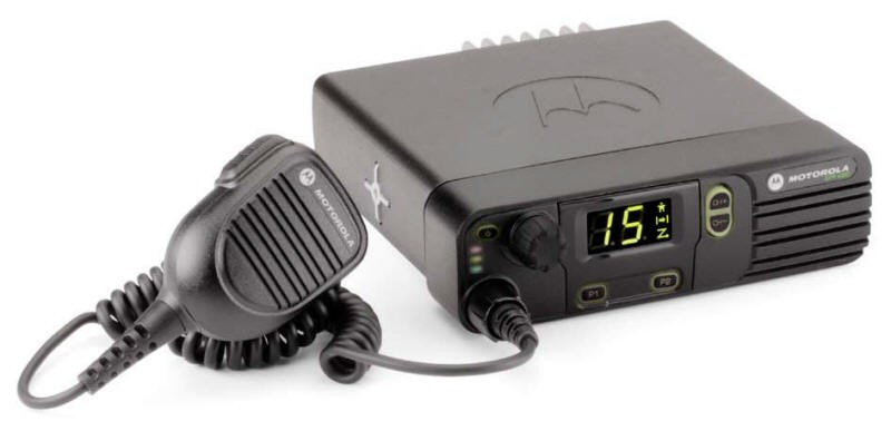 Motorola XPR4350 MotoTRBO Digital Mobile Radio
