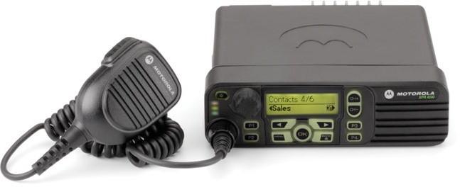 Motorola XPR4550 MotoTRBO Digital Mobile Radio