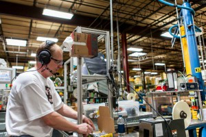 testing facility manufacturing two way radio use