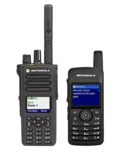 Motorola 2-way radio system