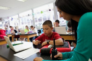 best two way radios for schools