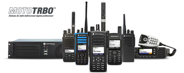 MotoTRBO Two Way Radios