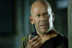 Die Hard Two Way Radio Use