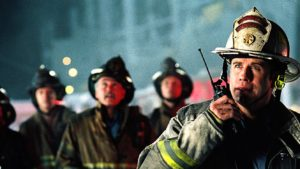 Ladder 49 Two Way Radio Use