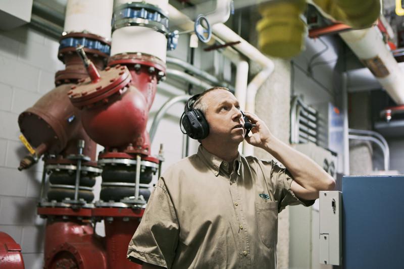 intrinsically safe two way radios