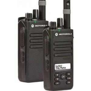 Motorola XPR3300e & XPR3500e Digital radios