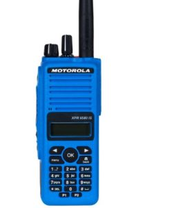 MOTOTRBO_XPR_6580_IS - Motorola CSA Intrinsically Safe